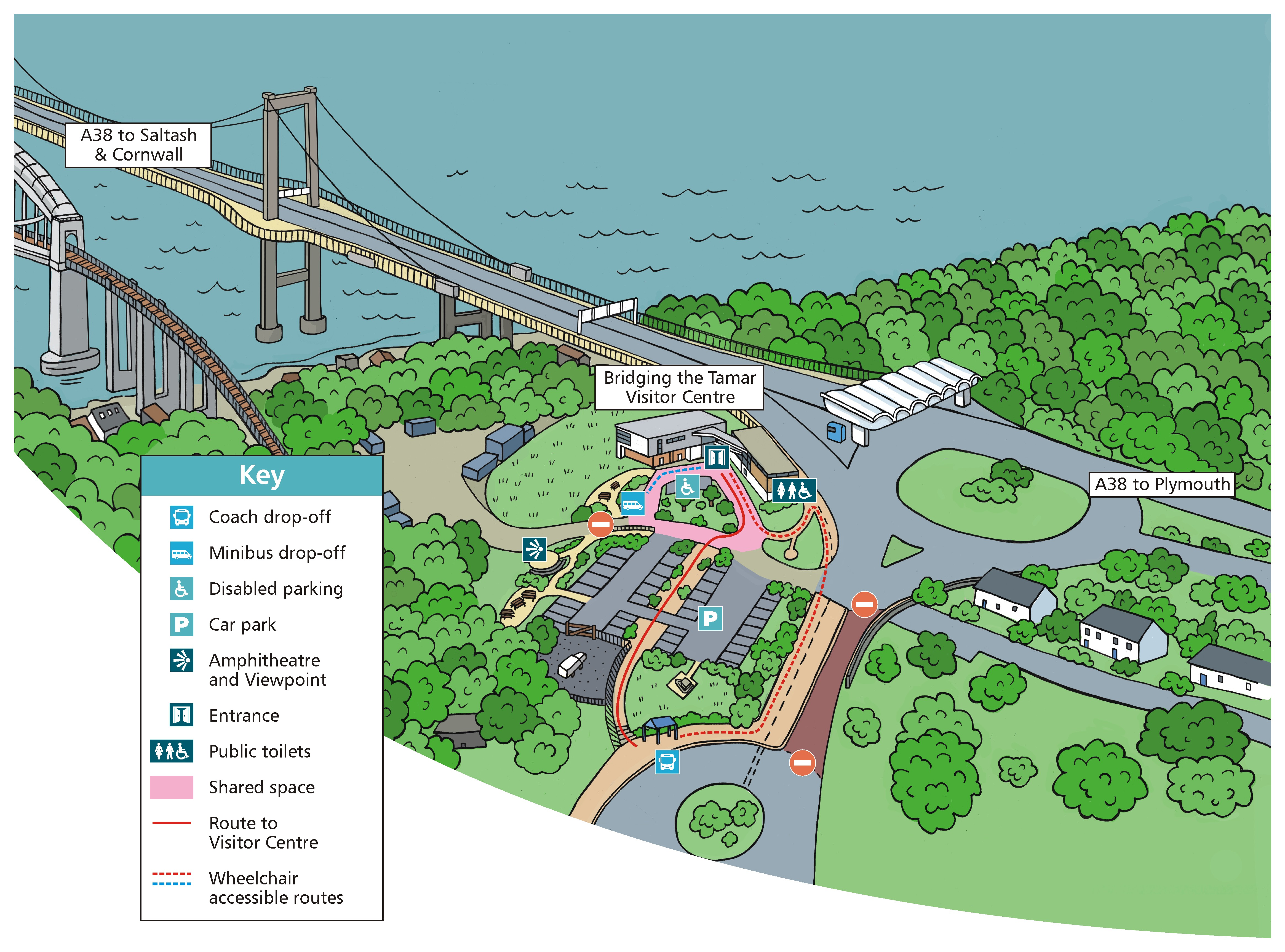 Bridging-the-Tamar-site-map-with-access-routes-1